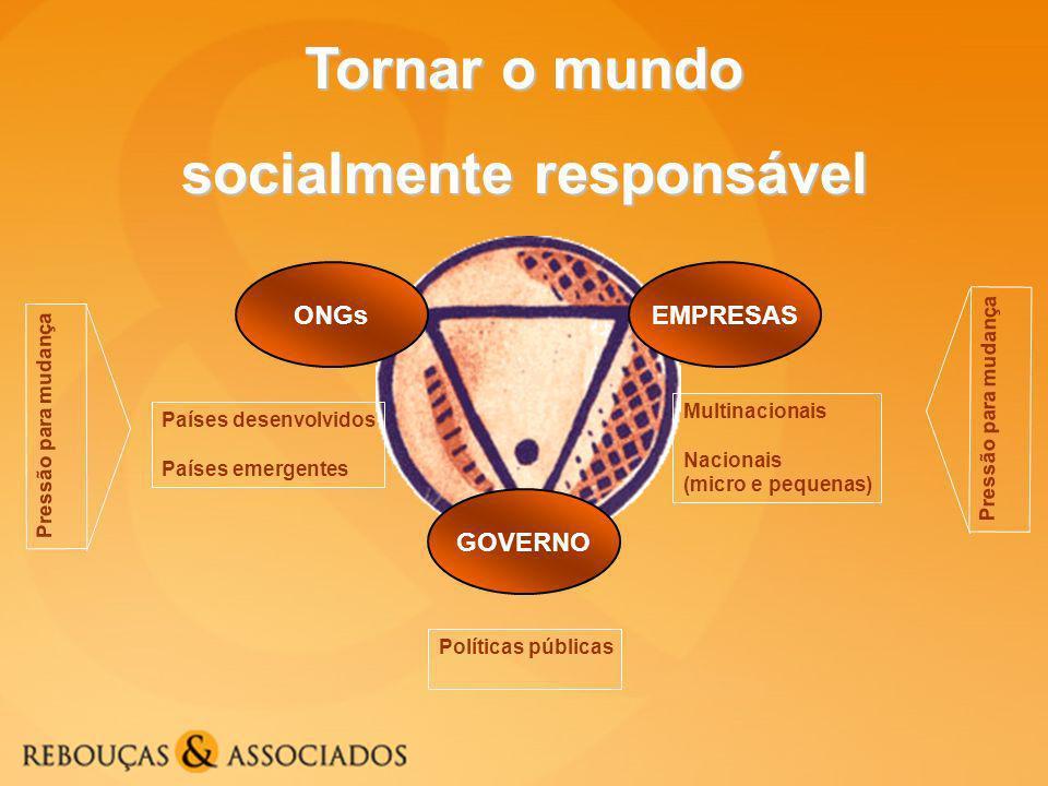 socialmente responsável