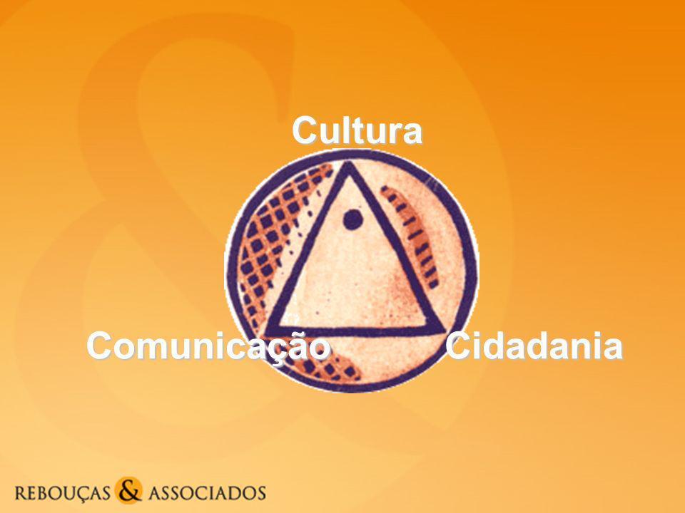 Cultura Comunicação Cidadania