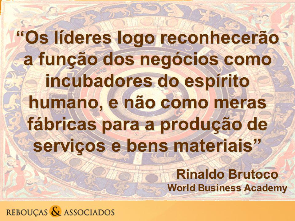 Rinaldo Brutoco World Business Academy