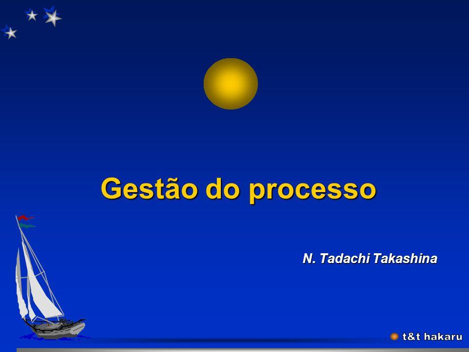 Gestão do processo N. Tadachi Takashina