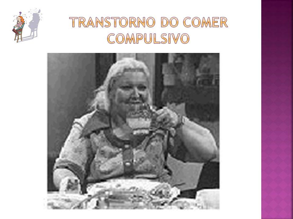 Transtorno do comer compulsivo