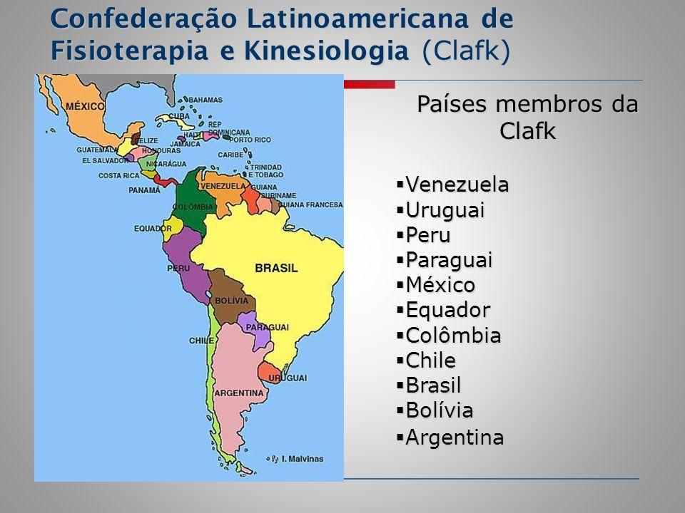 Confederação Latinoamericana de Fisioterapia e Kinesiologia (Clafk)
