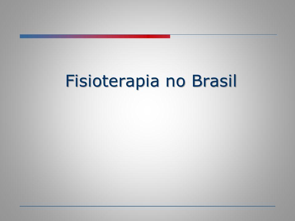 Fisioterapia no Brasil