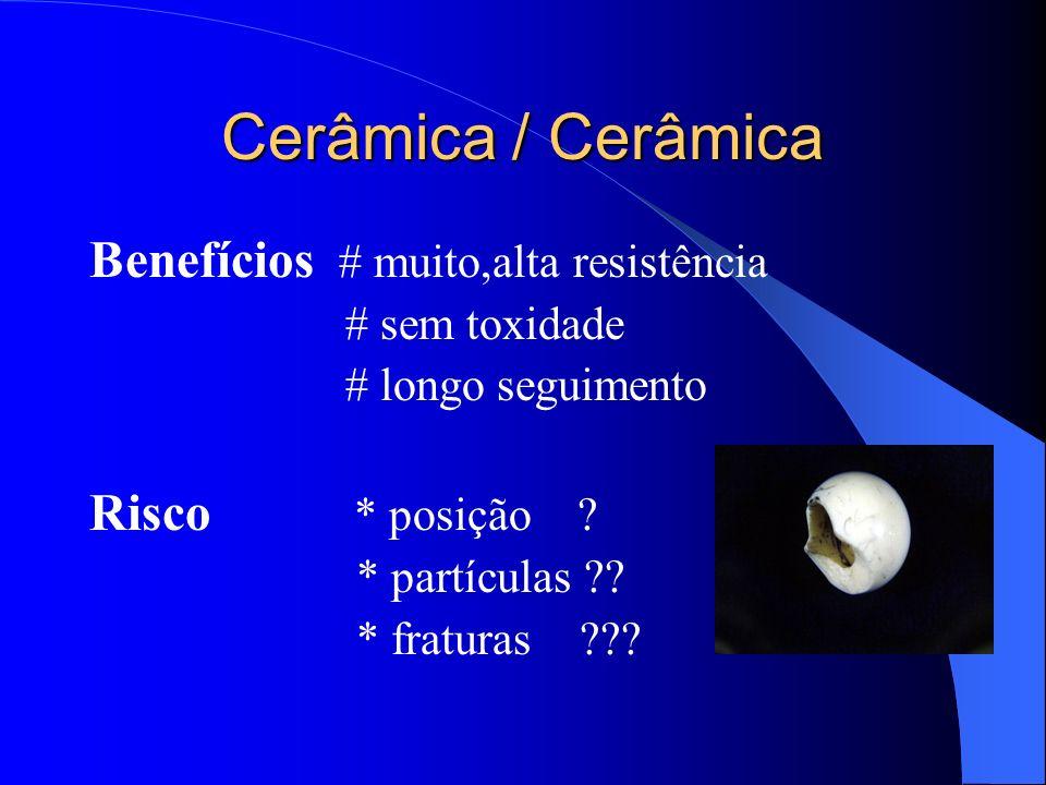 Cerâmica / Cerâmica Benefícios # muito,alta resistência