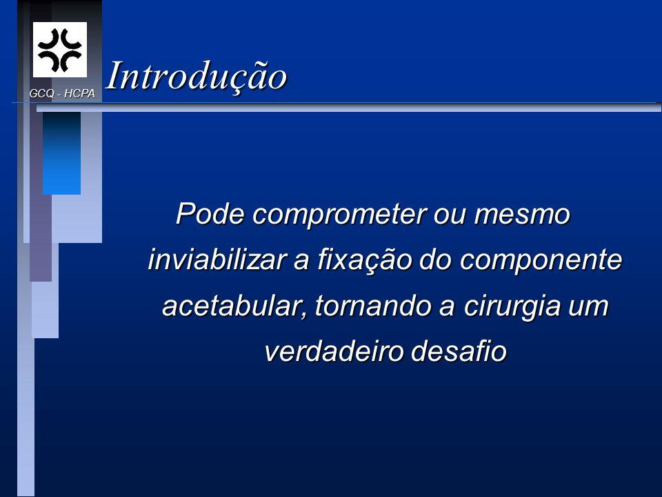 Introdução GCQ - HCPA.