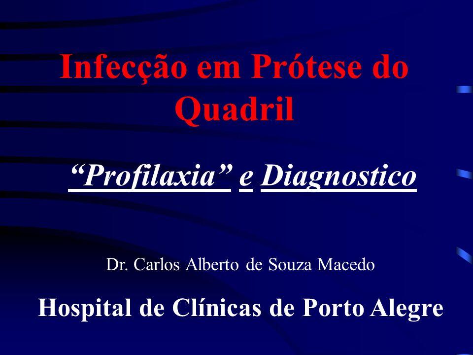 Infecção em Prótese do Quadril