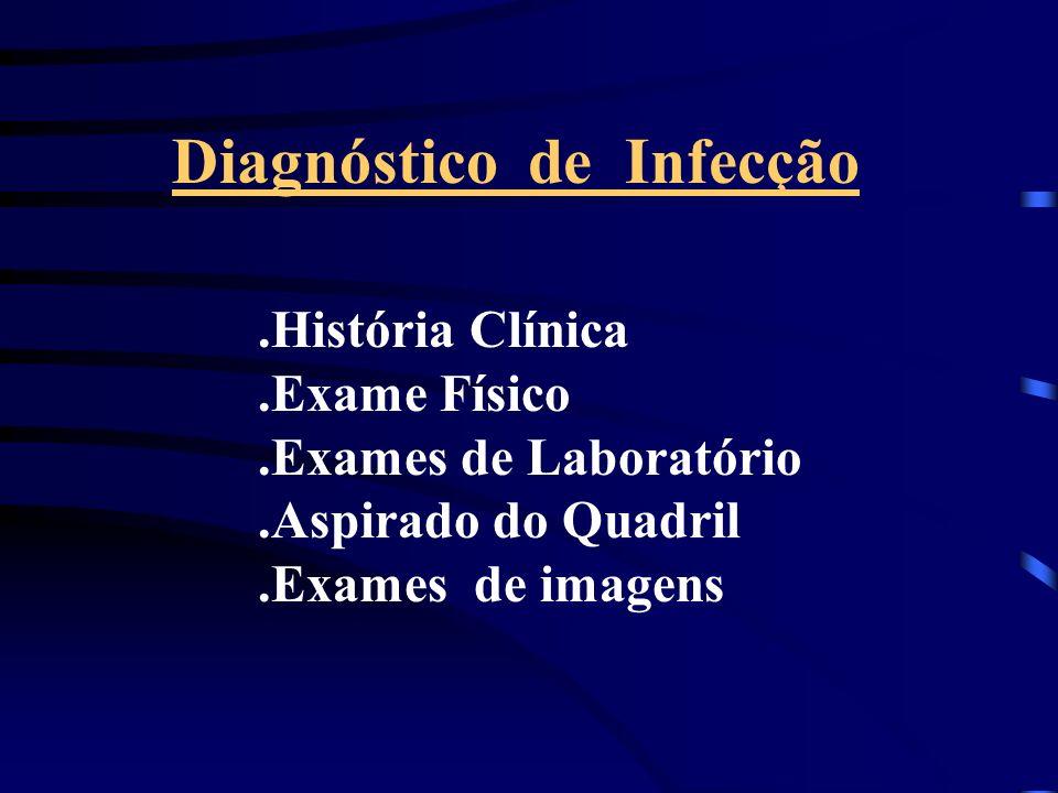 Diagnóstico de Infecção