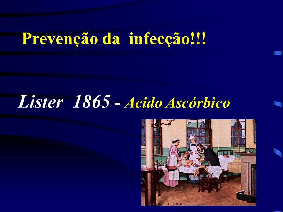 Lister 1865 - Acido Ascórbico