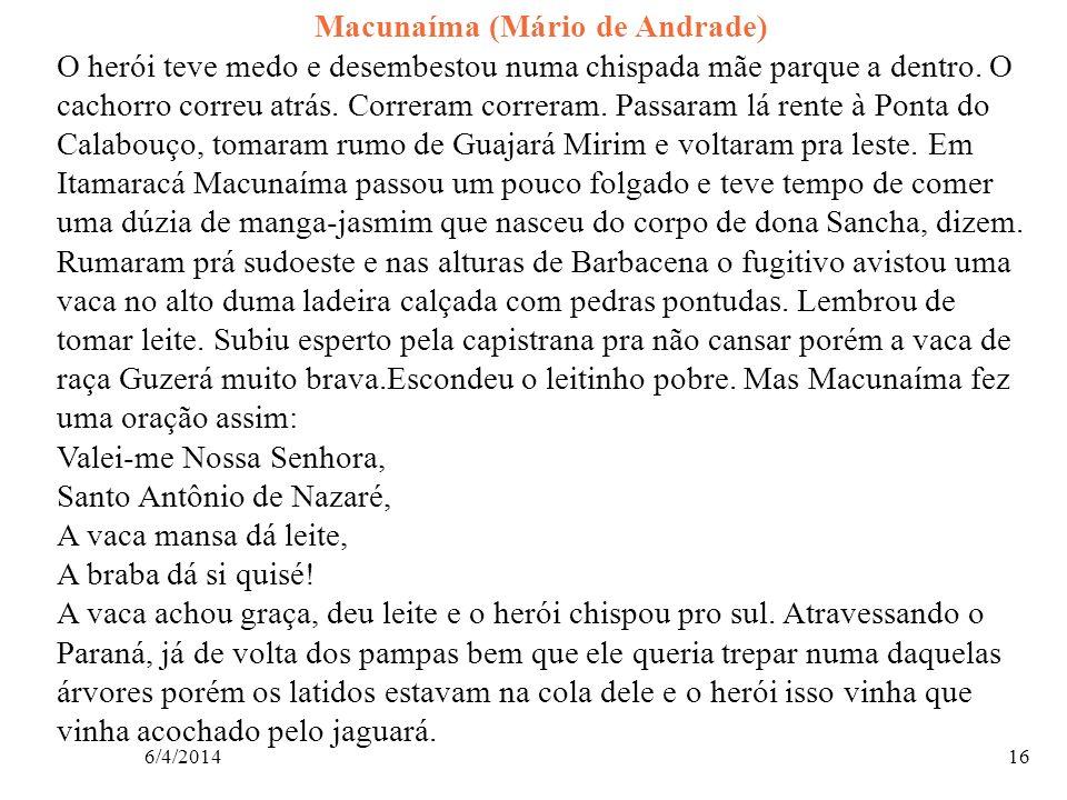 Macunaíma (Mário de Andrade)