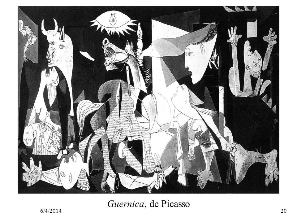 Guernica, de Picasso 26/03/2017