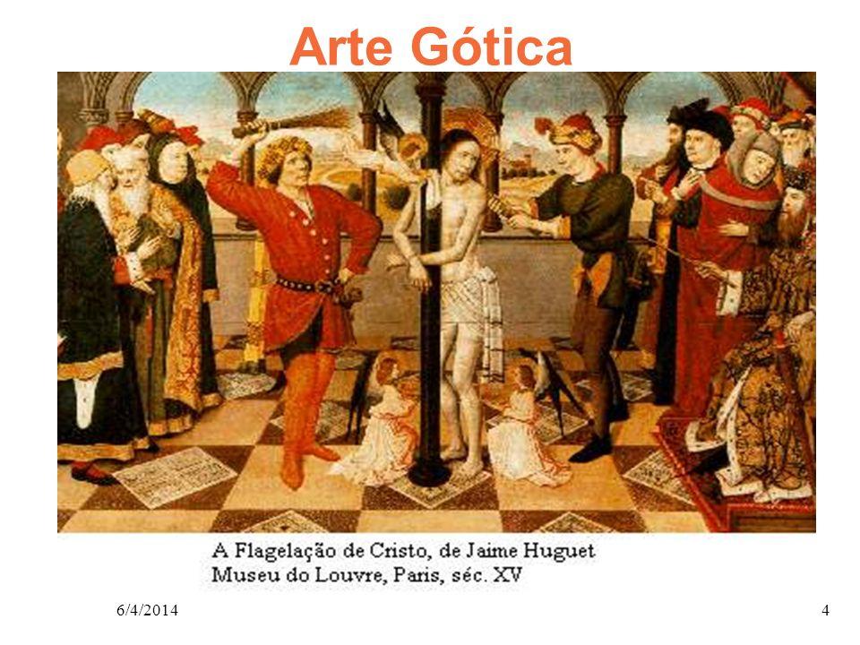 Arte Gótica 26/03/2017