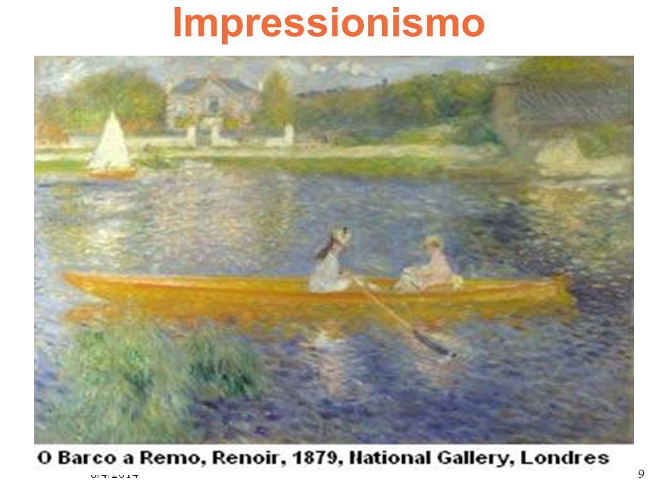 Impressionismo 26/03/2017