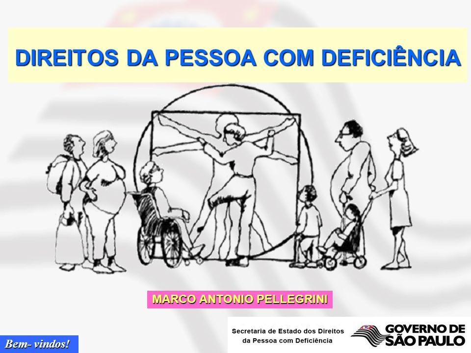 DIREITOS DA PESSOA COM DEFICIÊNCIA
