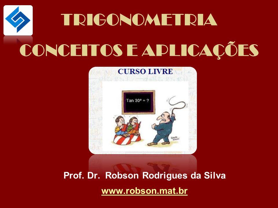 TRIGONOMETRIA CONCEITOS E APLICAÇÕES