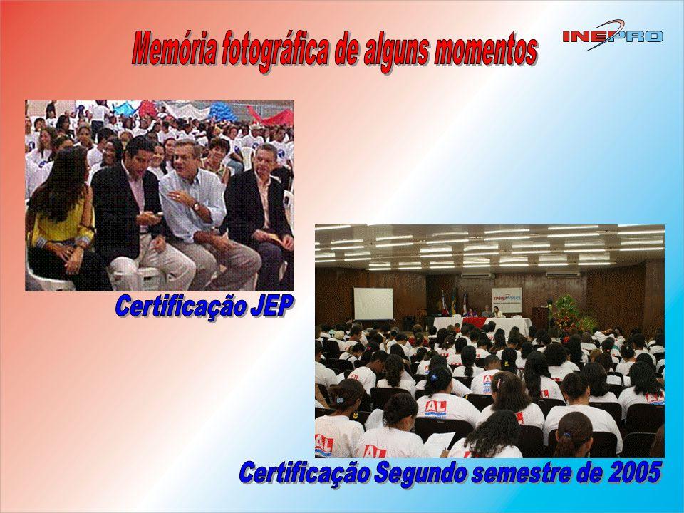 Certificação Segundo semestre de 2005