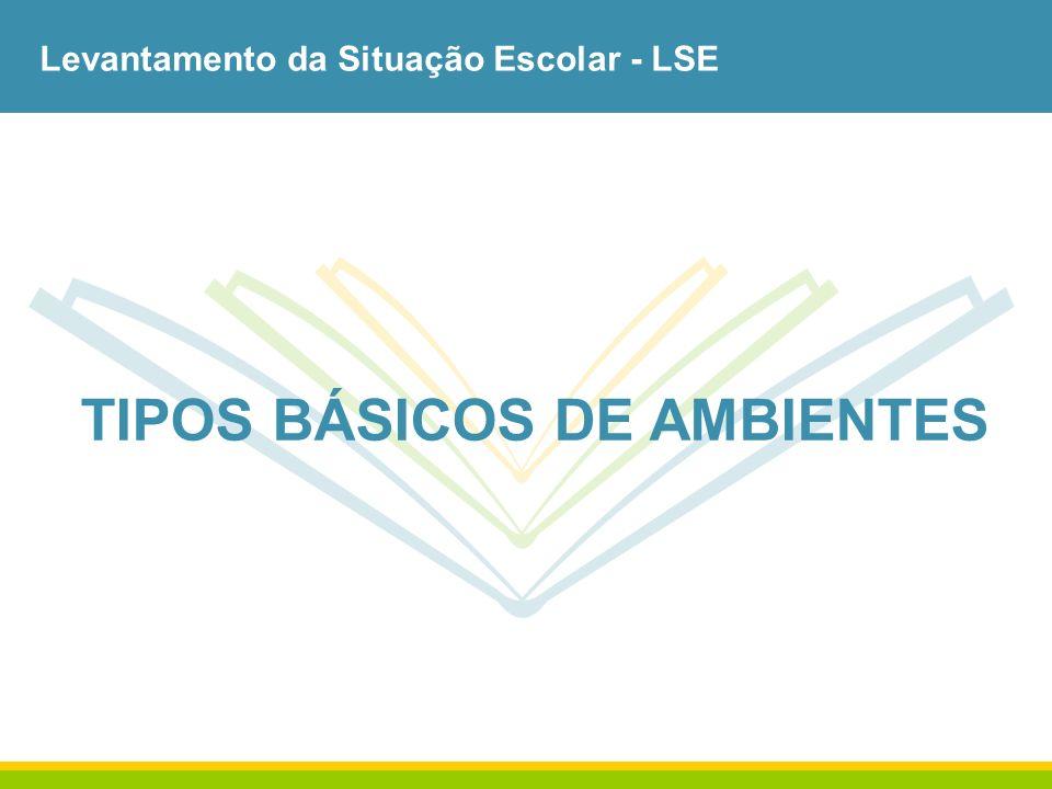 TIPOS BÁSICOS DE AMBIENTES