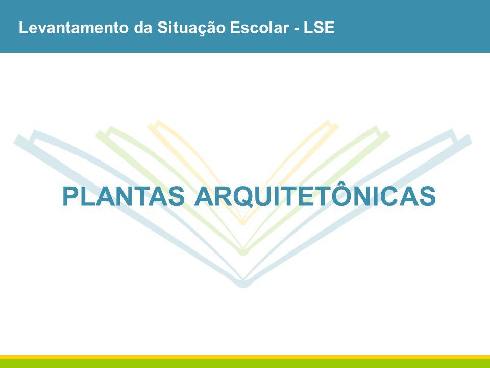 PLANTAS ARQUITETÔNICAS