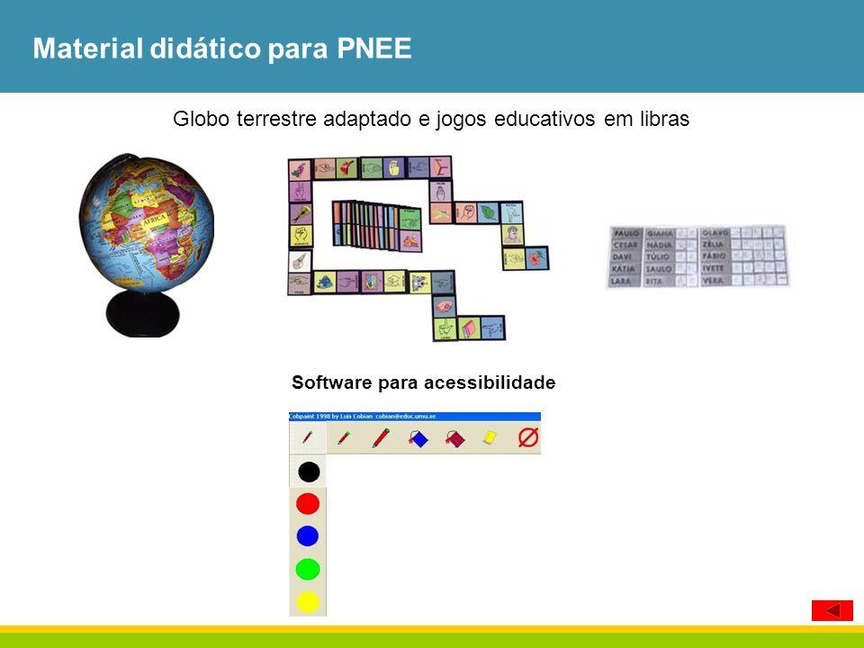 Software para acessibilidade