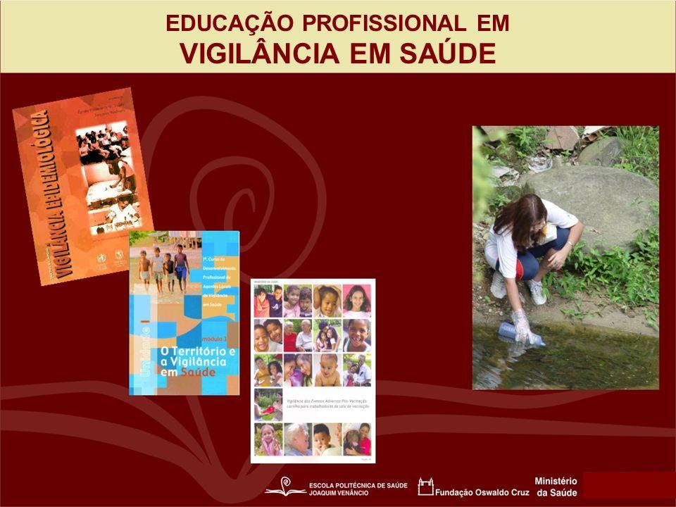 EDUCAÇÃO PROFISSIONAL EM
