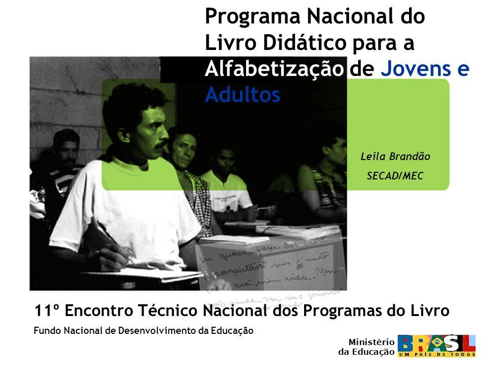 Programa Nacional do Livro Didático para a Alfabetização de Jovens e Adultos