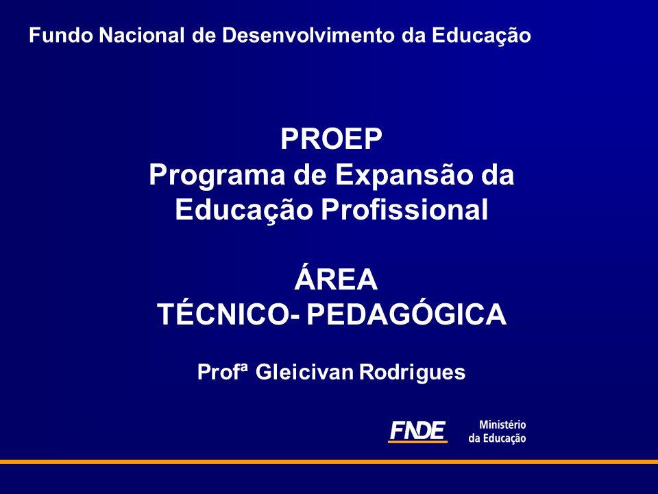 Programa de Expansão da Educação Profissional