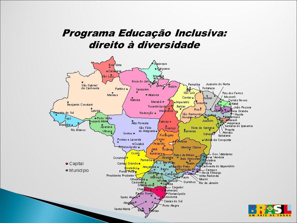 Programa Educação Inclusiva:
