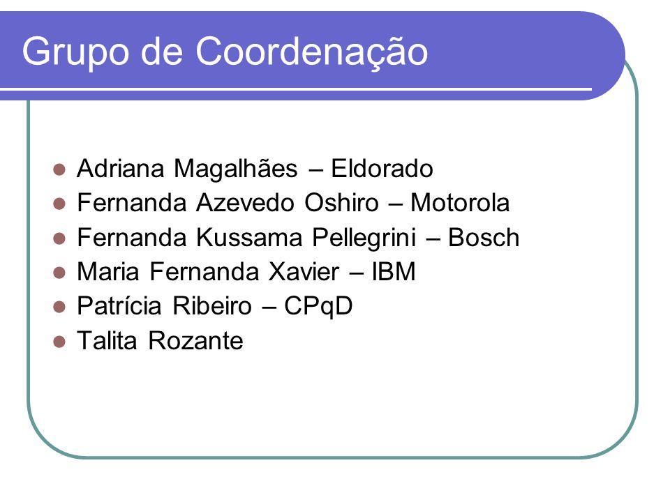 Grupo de Coordenação Adriana Magalhães – Eldorado