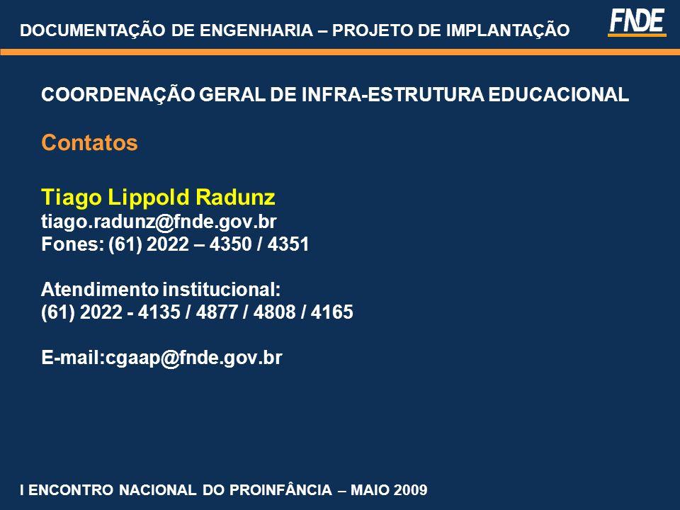 Contatos Tiago Lippold Radunz