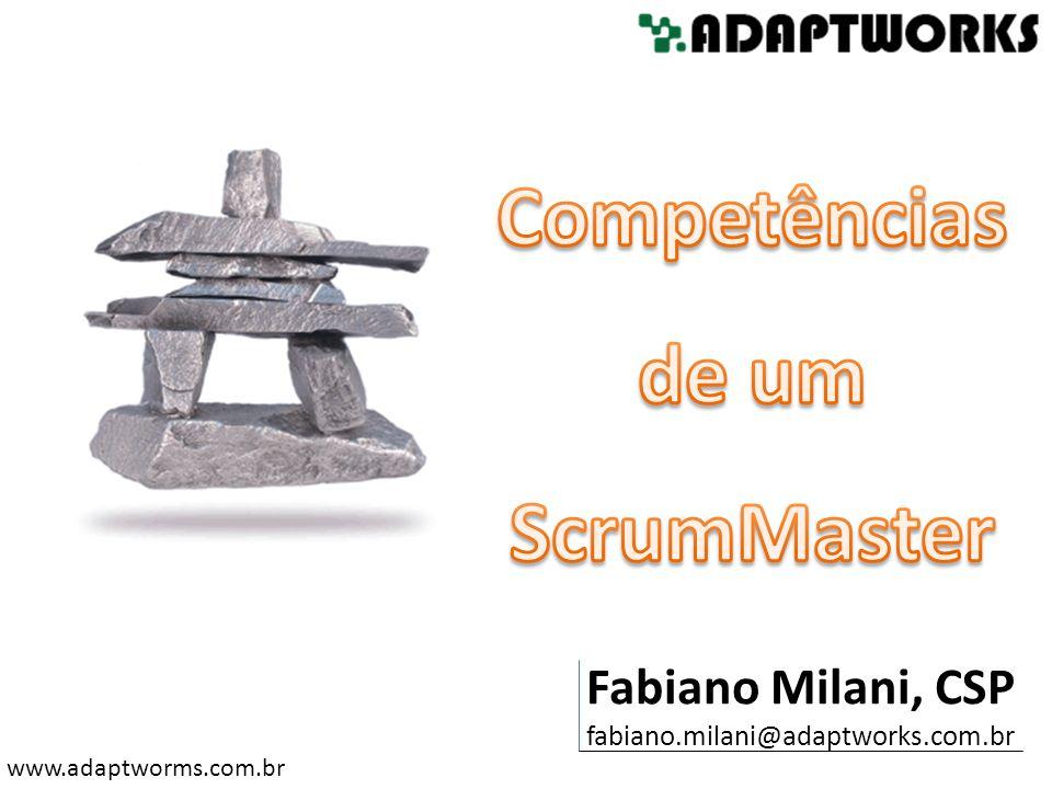 Competências de um ScrumMaster