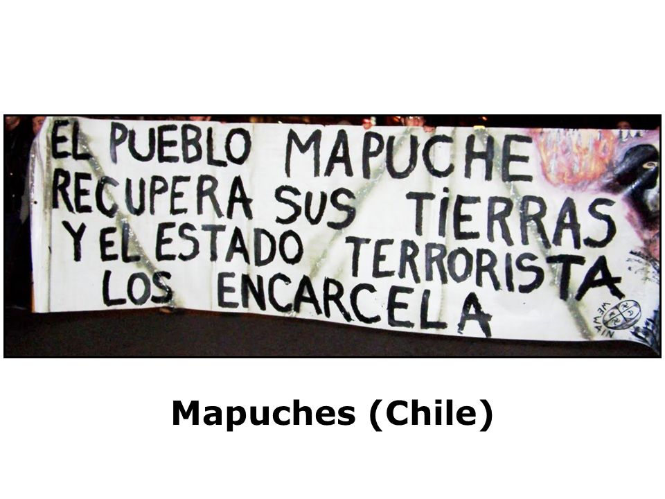 Mapuches (Chile)