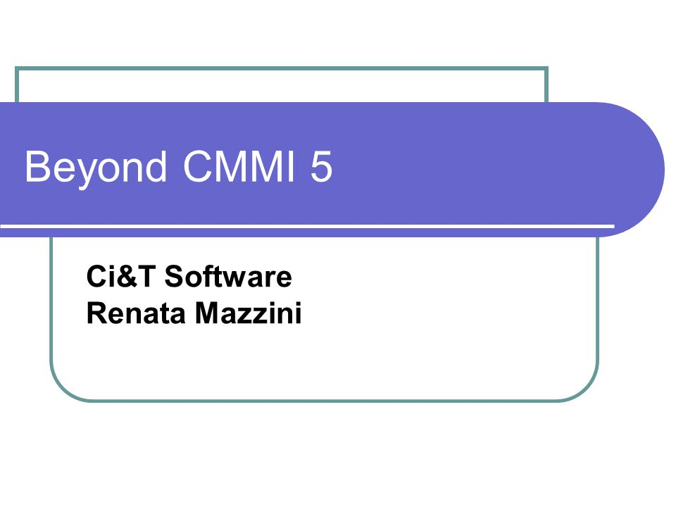 Ci&T Software Renata Mazzini