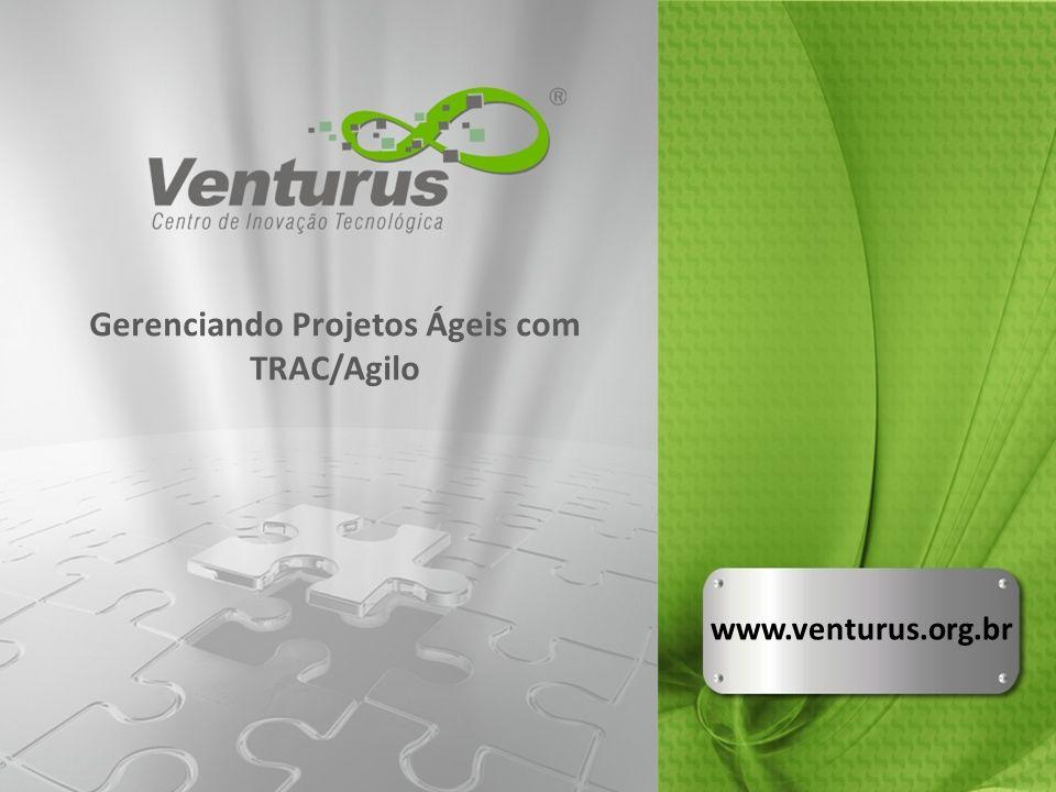 Gerenciando Projetos Ágeis com TRAC/Agilo