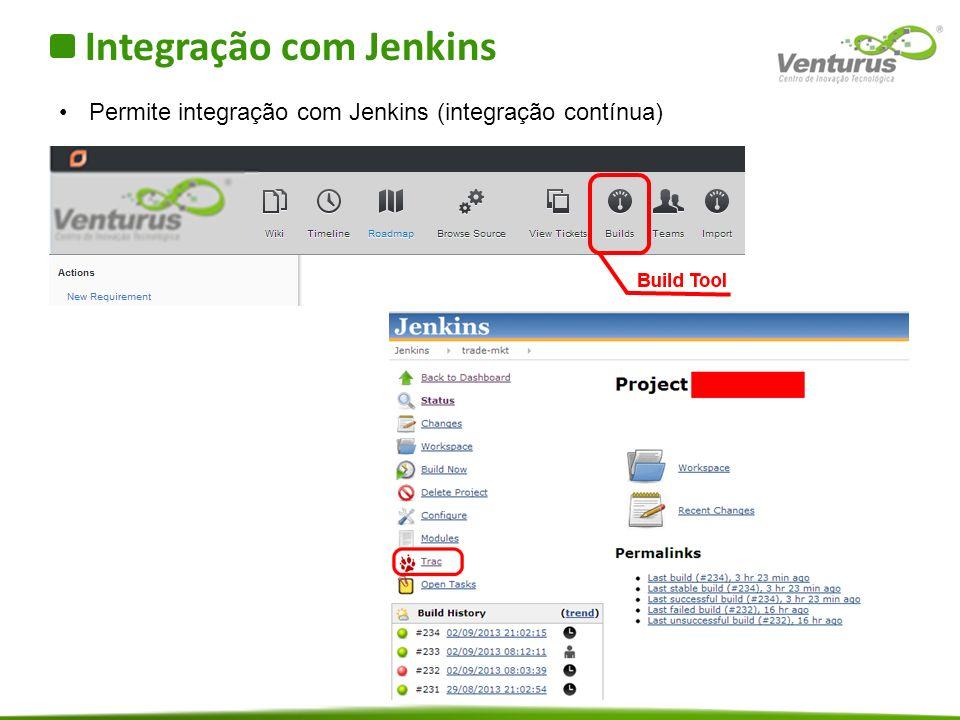Integração com Jenkins