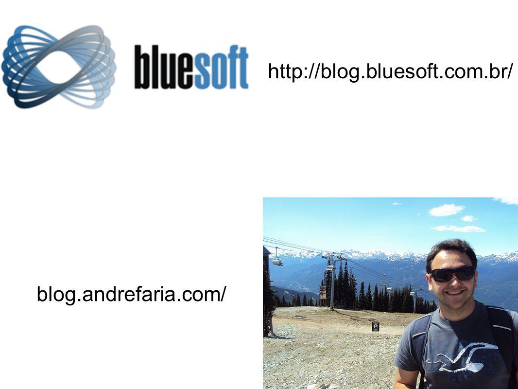http://blog.bluesoft.com.br/ blog.andrefaria.com/