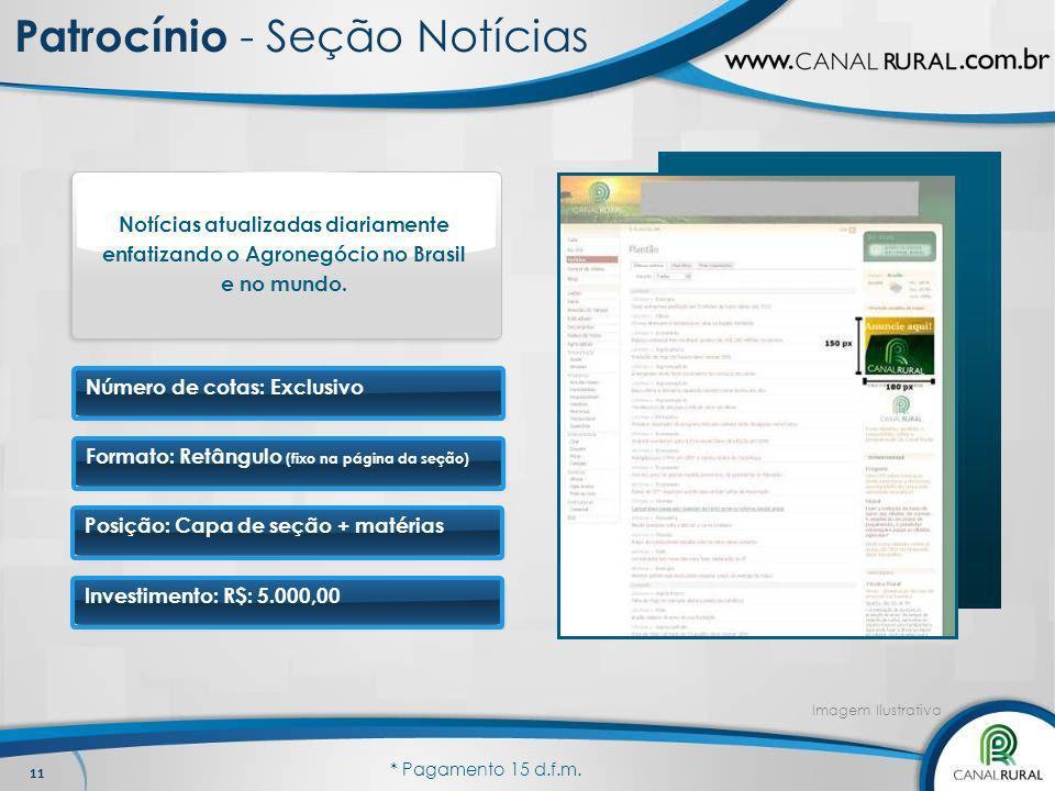 Notícias atualizadas diariamente enfatizando o Agronegócio no Brasil