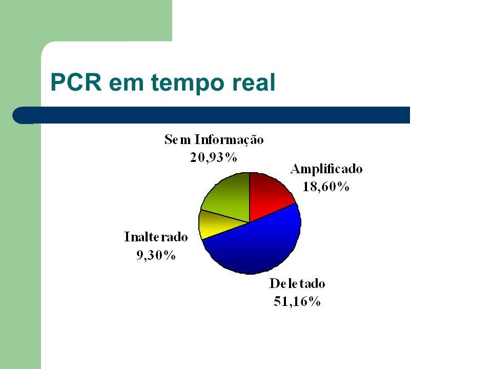 PCR em tempo real Gene BCHE