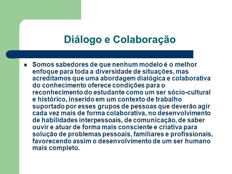 Diálogo e Colaboração