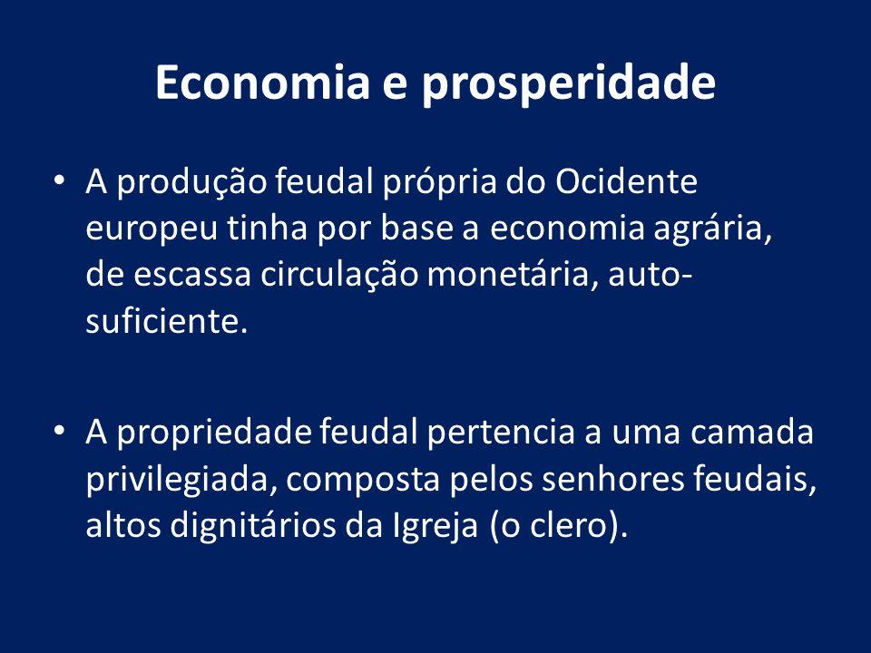 Economia e prosperidade