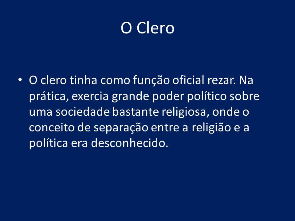 O Clero