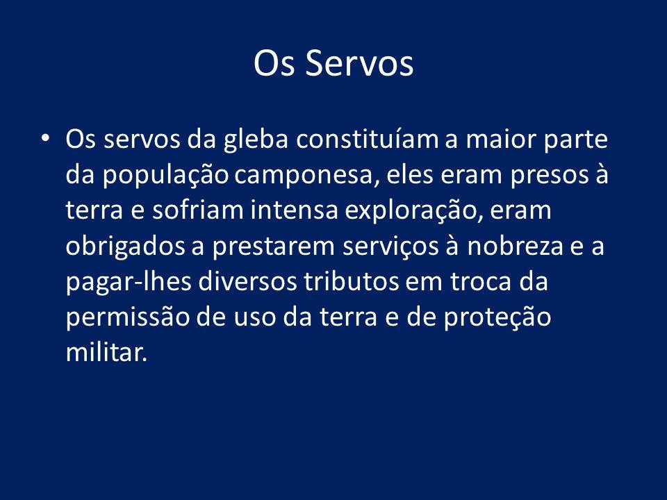 Os Servos