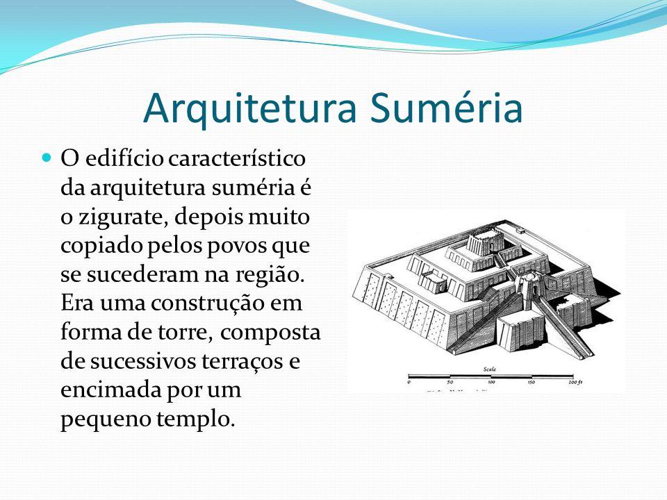 Arquitetura Suméria