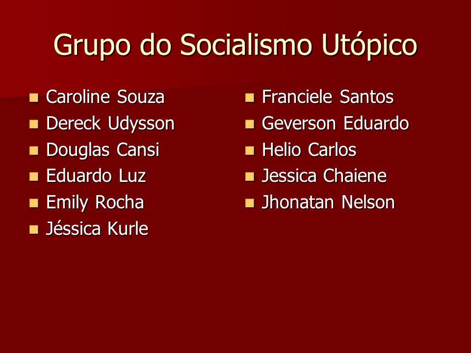 Grupo do Socialismo Utópico
