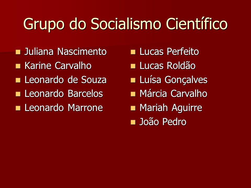 Grupo do Socialismo Científico