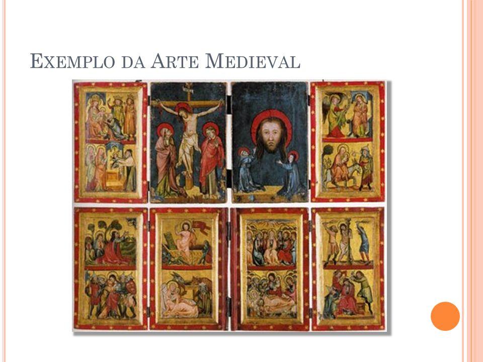 Exemplo da Arte Medieval