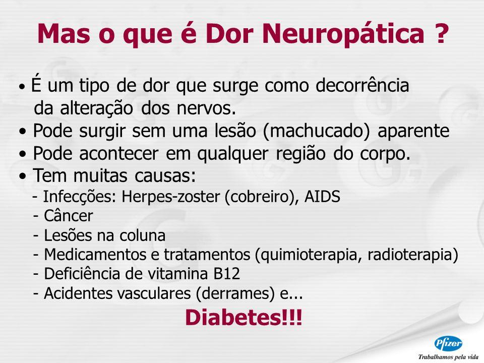 Mas o que é Dor Neuropática