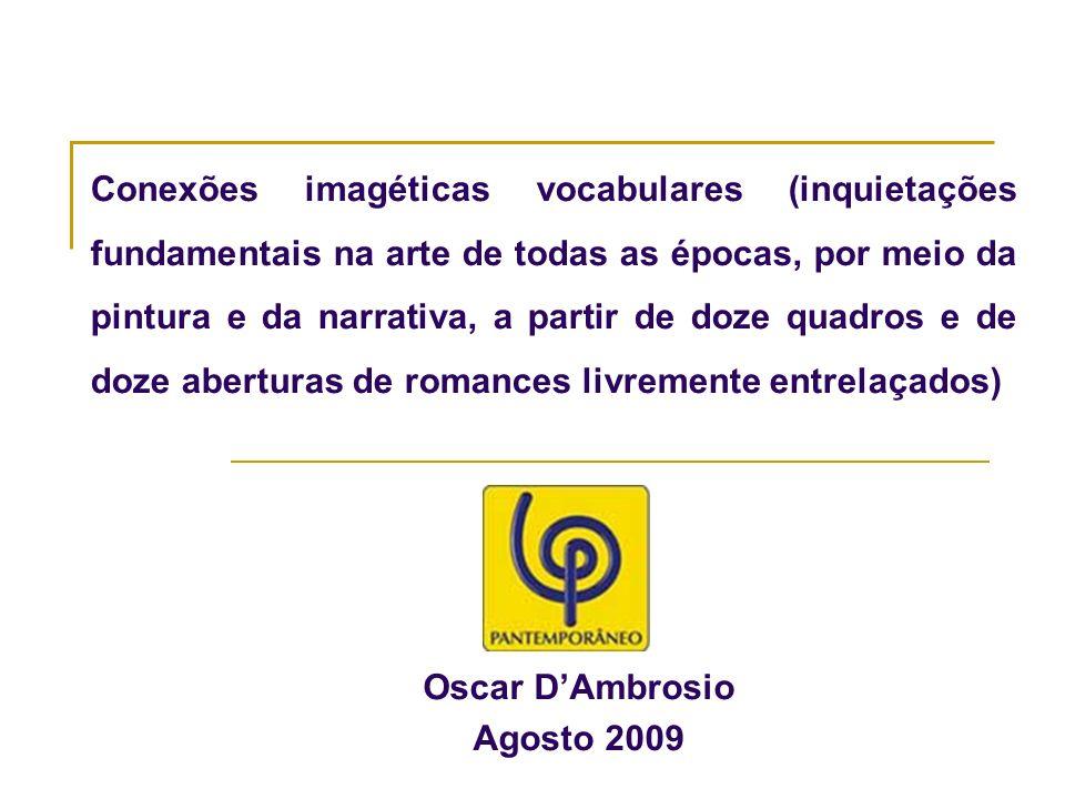 Oscar D'Ambrosio Agosto 2009