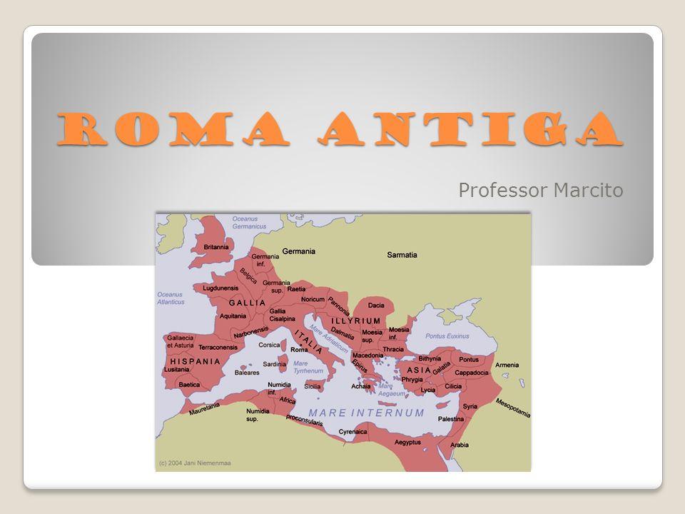 Roma Antiga Professor Marcito