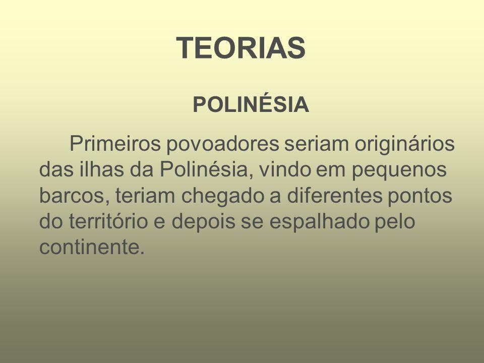 TEORIAS POLINÉSIA.
