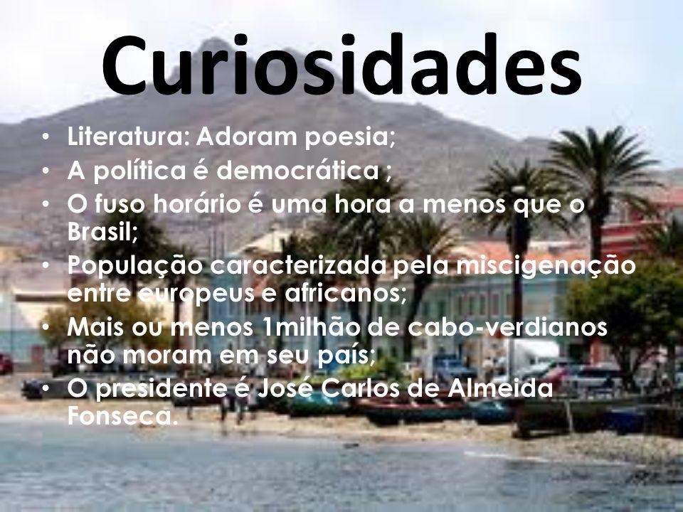 Curiosidades Literatura: Adoram poesia; A política é democrática ;