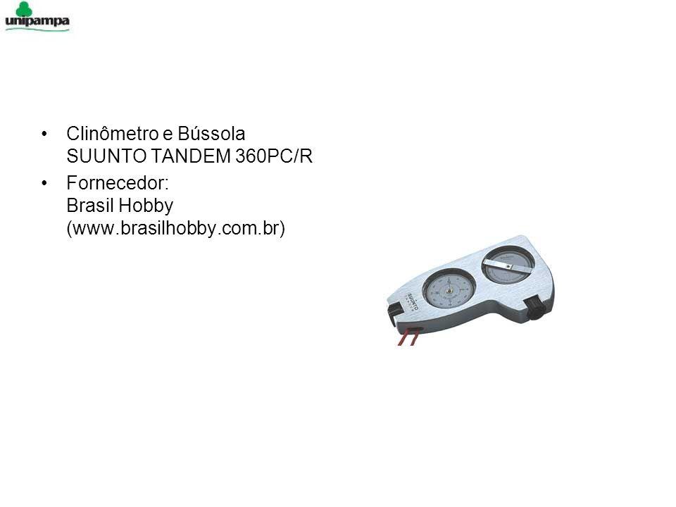 Clinômetro e Bússola SUUNTO TANDEM 360PC/R